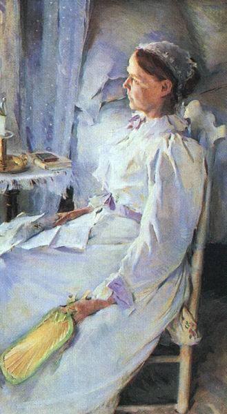 New England Woman Mrs Jedediah H Richards CGF